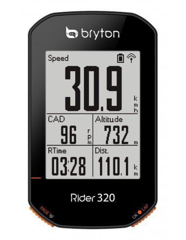 Komputer rowerowy Bryton Rider 320E