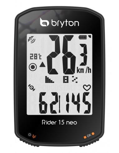 Komputer rowerowy BRYTON RIDER 15 neoE