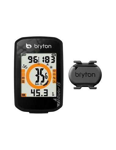 Komputer rowerowy BRYTON 15